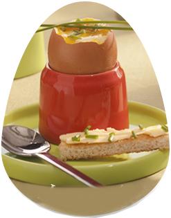 Vajcia chutia. Hodia sa aj na diéty