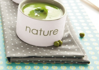 Vyskúšajte jarnú polievku