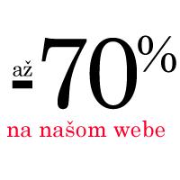 Happy Shopping - zľavy až 70 %