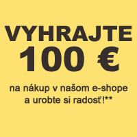 Vyhrajte 100€