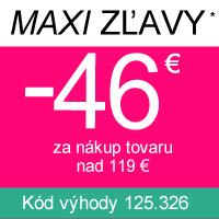 Maxi zľavy