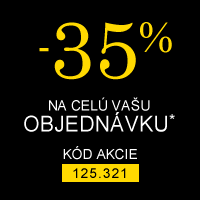 Celá Vaša objednávka -35%
